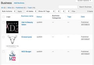 CM Business Directory business community like Yelp and Google+