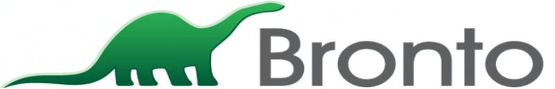 Image of the Bronto brand logo.