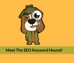BREAKING NEWS: The Hound is Alive!! (and hungry for SEO)