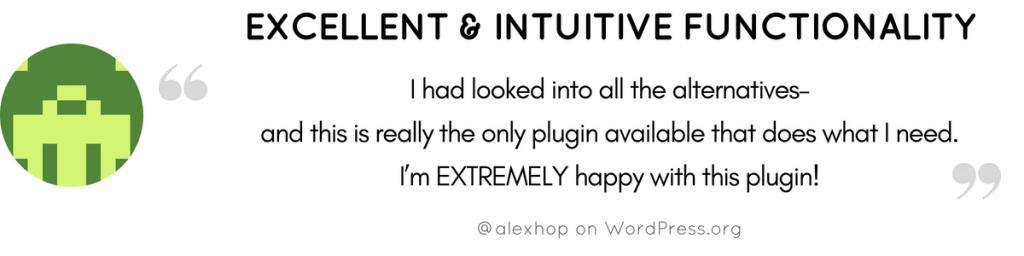 Intuitive Interface Testimonial