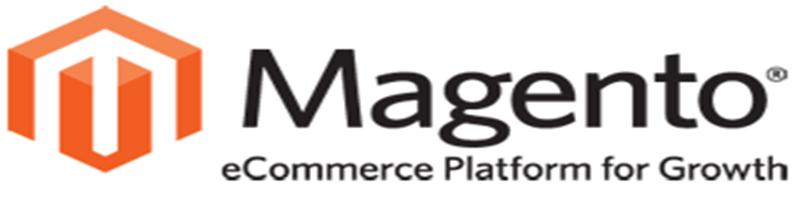 Image of the Magento brand logo.