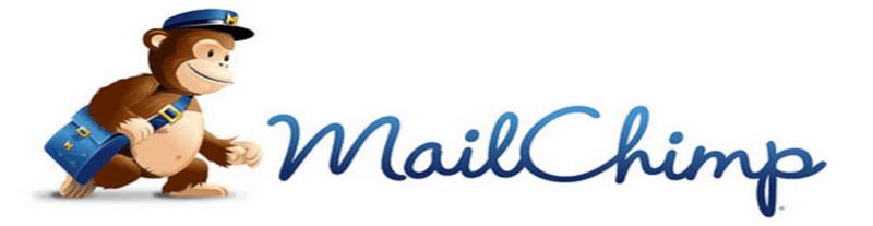 Image of the MailChimp brand logo.