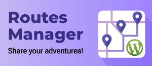 Routes Manager WordPress