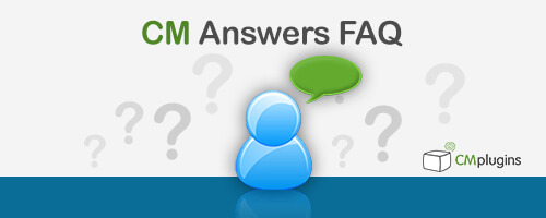 CM Answers and CM Micropayment Forum Integration