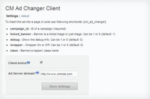 WordPress ads plugin - CM Ad changer plugin by CreativeMnds