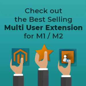 Magento Multi User Extension