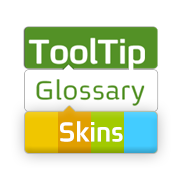 Tooltip Glossary Skins