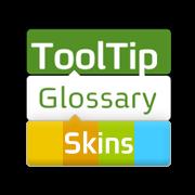 Icon Glossary Skins Plugin8 - CreativeMinds