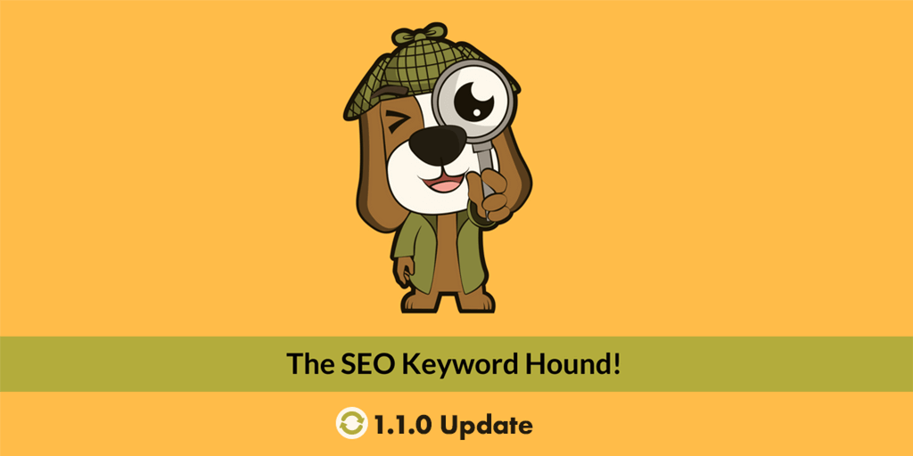 SEO Keyword Hound: Boost SEO Monitoring Productivity With Reports and Categories